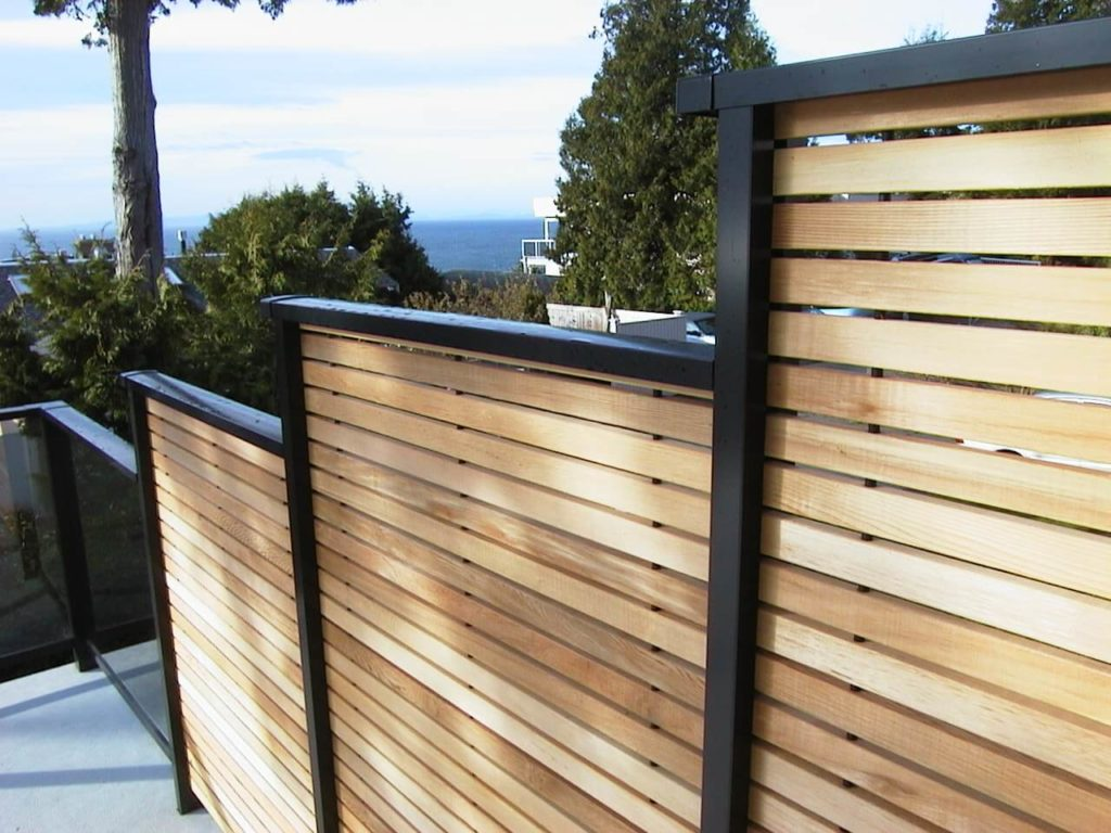 Dek Rail Aluminum Deck Railing Frames With Full Or Semi
